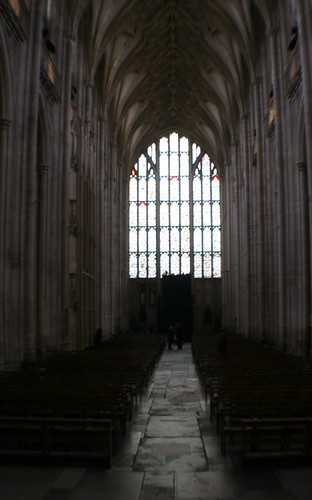 West Window, Winchester Cathedral