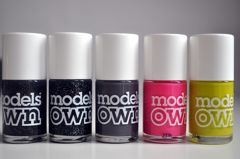 models own nail polishes 8