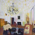 Oil on canvas 100x100cm