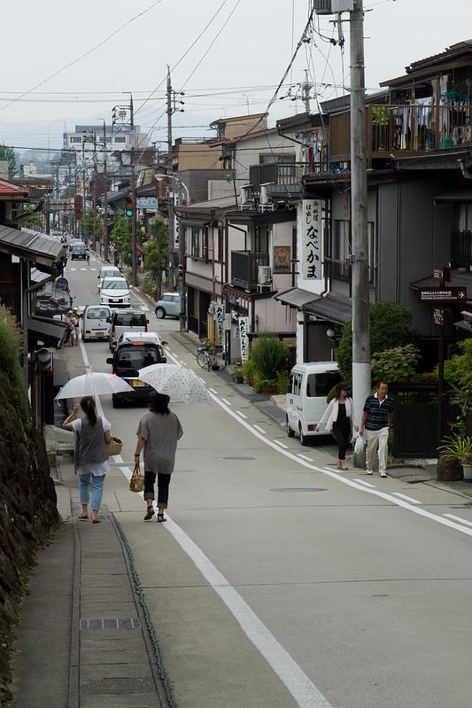 Hida-Takayama Street 3