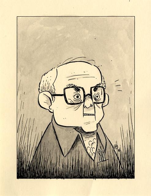 FOURTH :: Ralph Steadman