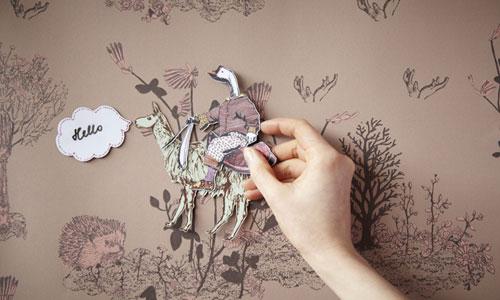 Sian Zeng, Magnetic wallpaper 1