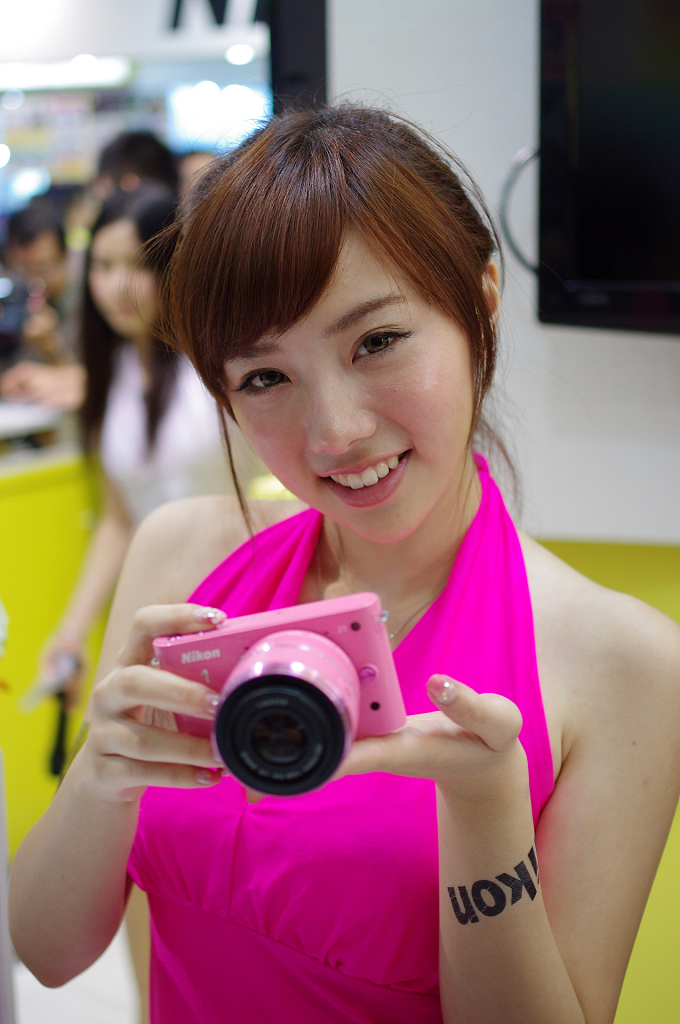 [展覽]2012攝影器材展