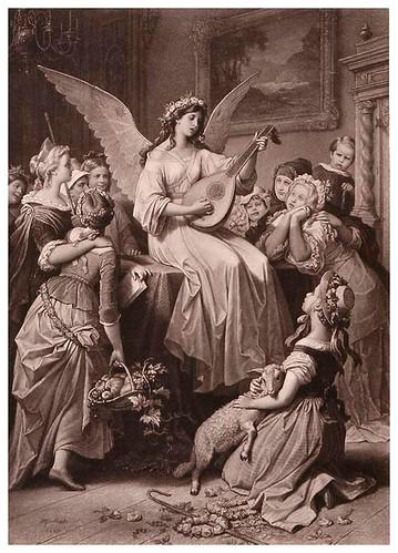 011-Mignon-Goethe-Galerie…1867- W. von Kaulbach- Universität Düsseldorf