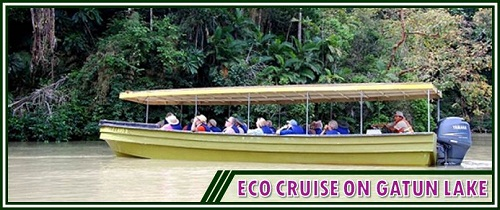 Eco Cruise on Gatun Lake