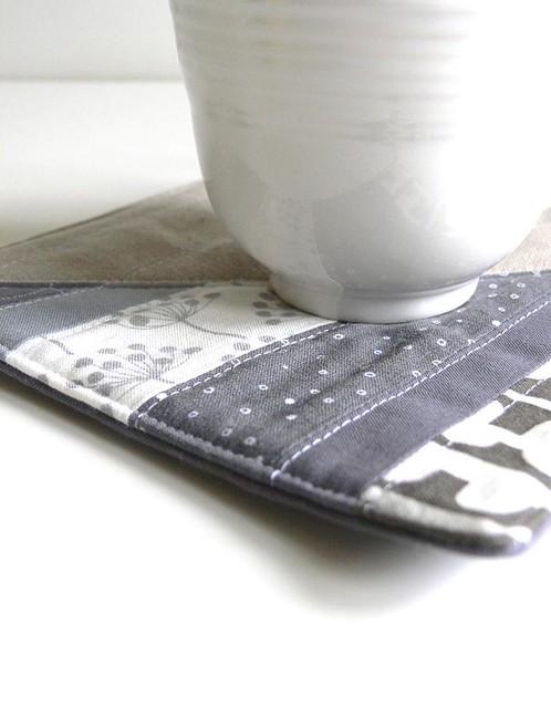 Mug Rugs by Jenny Bartoy ~ Handmade Designs
