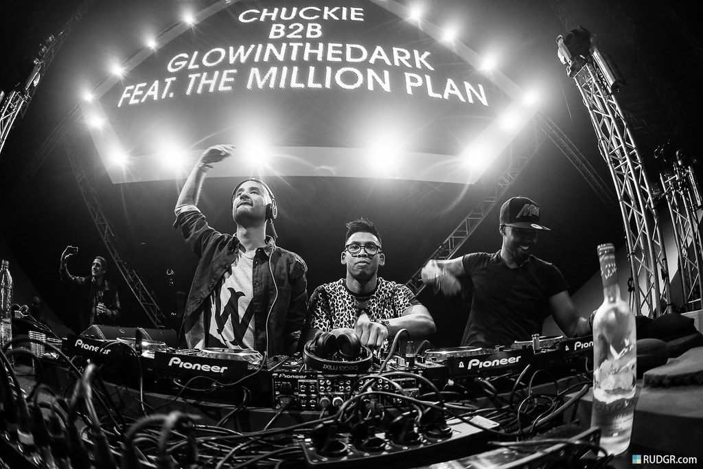 Chuckie b2b Glowinthedark feat. The Million Plan