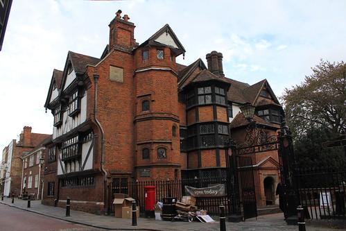 I palazzi di Rochester