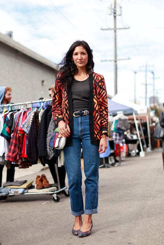 birdonwire_im12 street style, street fashion, women, San Francisco, indie mart, Wisconsin Street