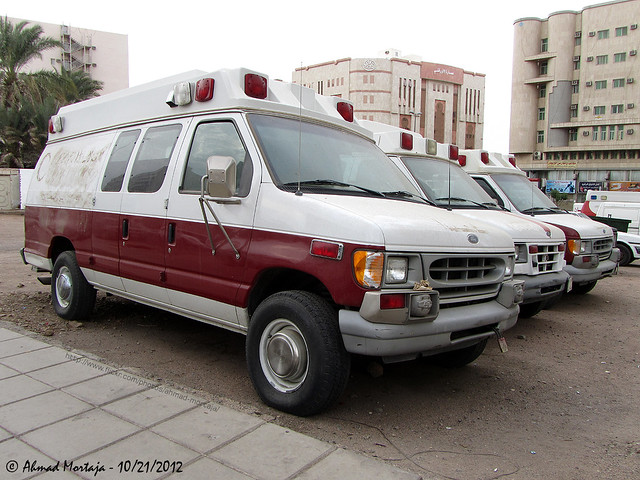 Ford Econoline E350 Ambulance By Southern Ambulance