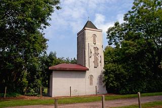 Groede, Voorstraat 1: Hoogtorenstation