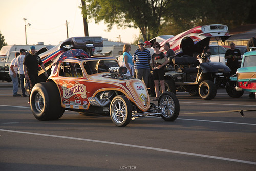 California Hot Rod Reunion 2012 by LOWTECH garage photography