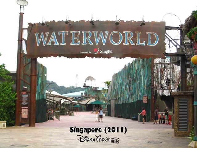 Day 2 Singapore - Universal Studio 26