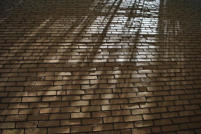 brick and sun