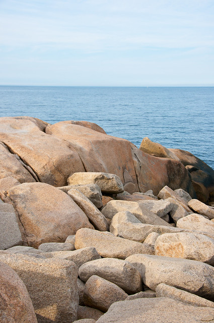 Halibut Point State Park - Rockport MA