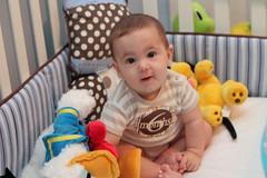 Noah 6 months