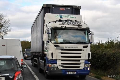 Tradaree Transport Scania R420 06-CE-5029