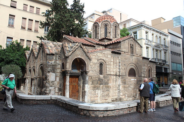 Monastiraki church, Athens