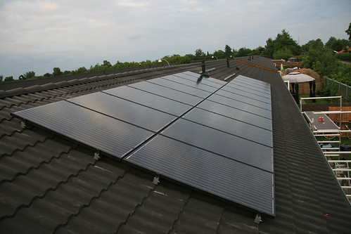 Solar panels are an important part of solar energy.