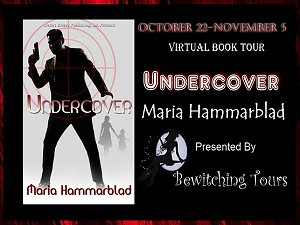 Interview with Maria Hammarblad, author of Undercover