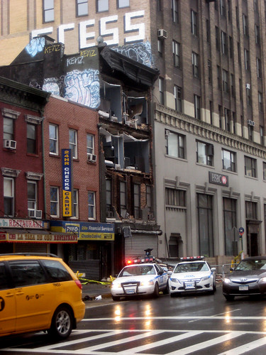 Hurricane Sandy Building Collapse 2012 NYC 3793