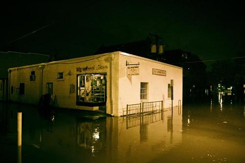 Old Town Alexandria Flooding