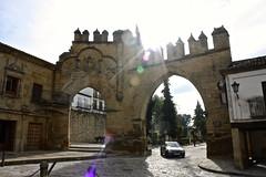 Villalar Arch & Jaén Gate / Arco de Villalar y Puerta de Jaén, Baeza