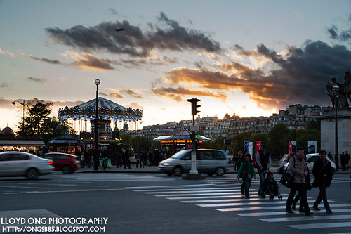 Way to Trocadero