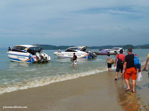 phi phi aonang beach
