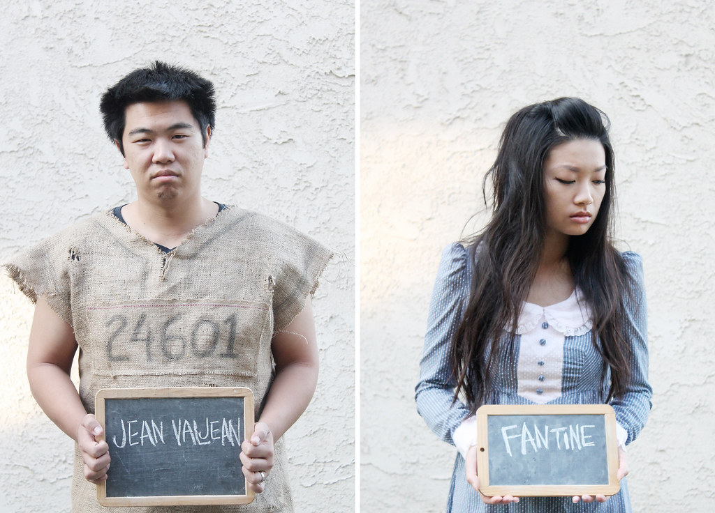 jean valjean and fantine
