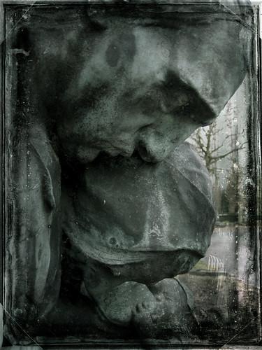 Monument funéraire de Jean Volders - Evere Bruxelles