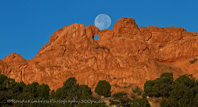 The Moon And The Kissing Camels Flickr Photo Sharing