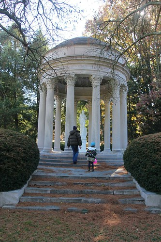 Day 90: Cave Hill Cemetery and Halloween in Louisville.