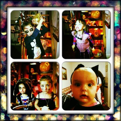halloween instacollage 2