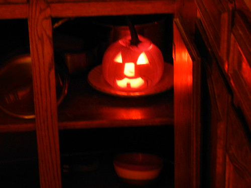 Oct 29 2012 FHE Haley pumpkin