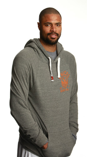 Tyson Chandler in New York Knicks OLSEN Sweatshirt By Sportiqe Apparel