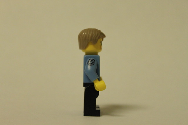 LEGO City: Undercover Chase McCain Minifigure (5000281 ...