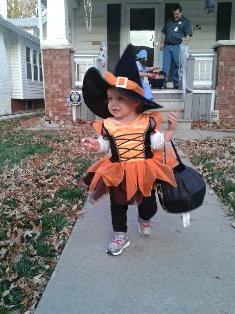 Gwen the good witch | Halloween 2012 | Kirk Haskins | Flickr