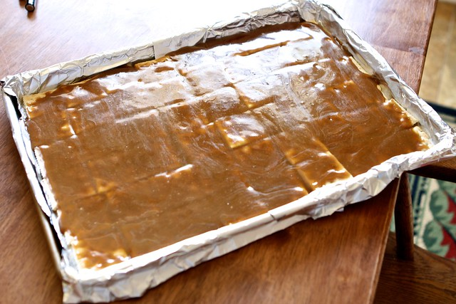 Saltine Toffee 005