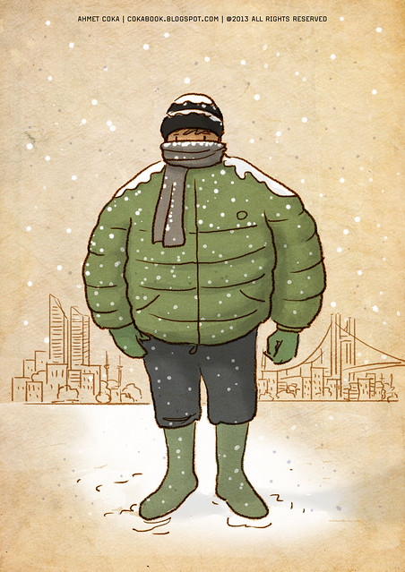 i'm becoming Hulk when winter come