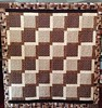 Dreaming of Chocolate, 72 x 75 inch quilt, 2012