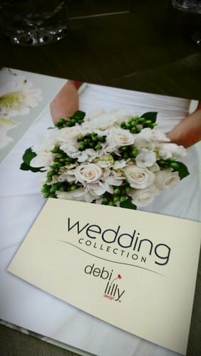 Sneak Peek - Debi Lilly Design Weddings at Safeway