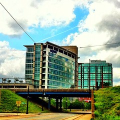 #acxiom and #rivermarket in #downtown #littlerock