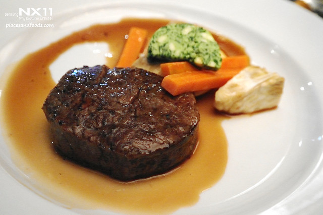 cradle mountain lodge steak