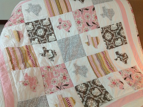 daisy cottage texas quilt