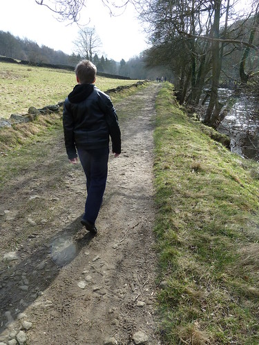 A walk between Grindleford and Hathersage ...