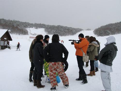 沖縄映画祭CM撮影 (3)