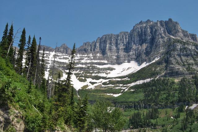 The Garden Wall Glacier National Park Montana Flickr Photo Sharing