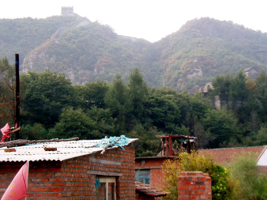 Hushan fortress(4)