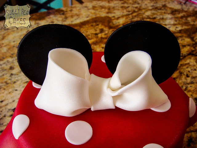 Minnie Birthday Cake Recipe